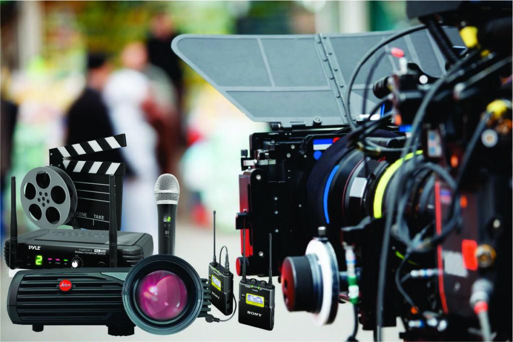 Audio visual equipment service