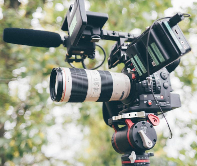 Canon C300 Mark II  Atomos Inferno