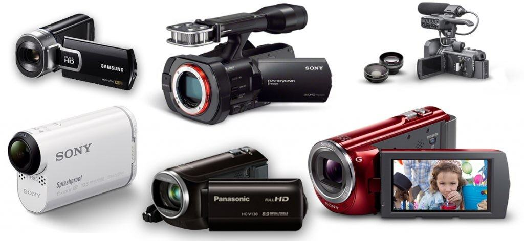 Choose a camcorder