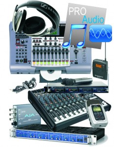 professional audio repairs
