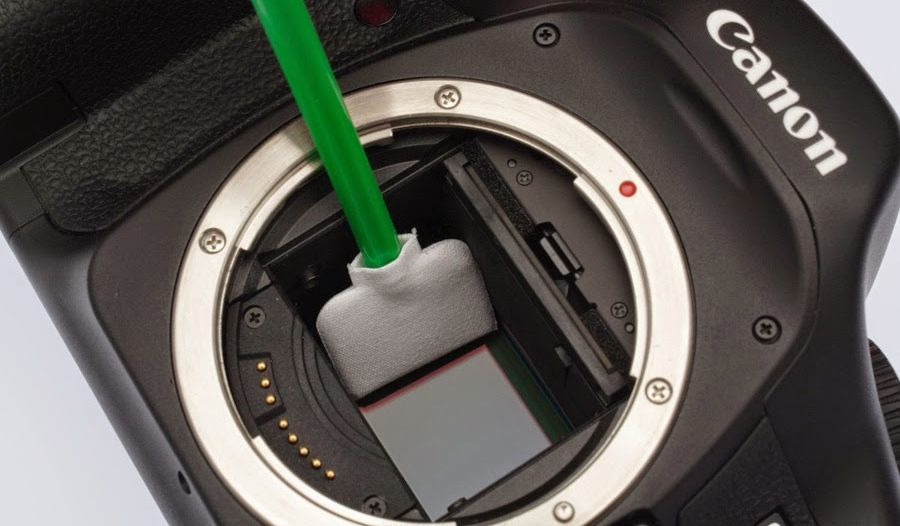 DSLR Sensor Cleaning Service