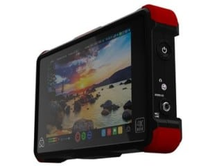 Atomos 4K video monitor