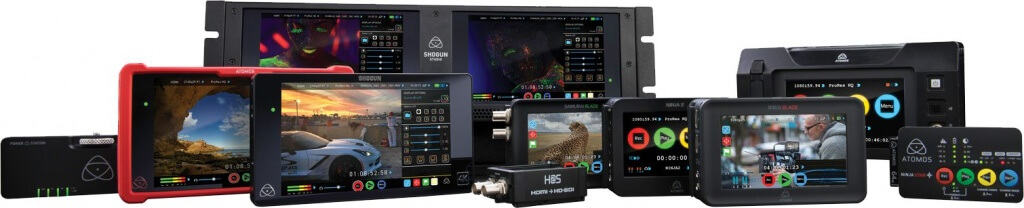 Atomos 4K Video Recorder