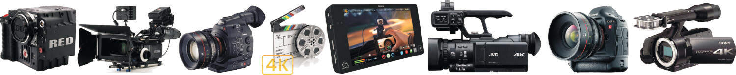 Atomos 4K Video Recorder Monitor