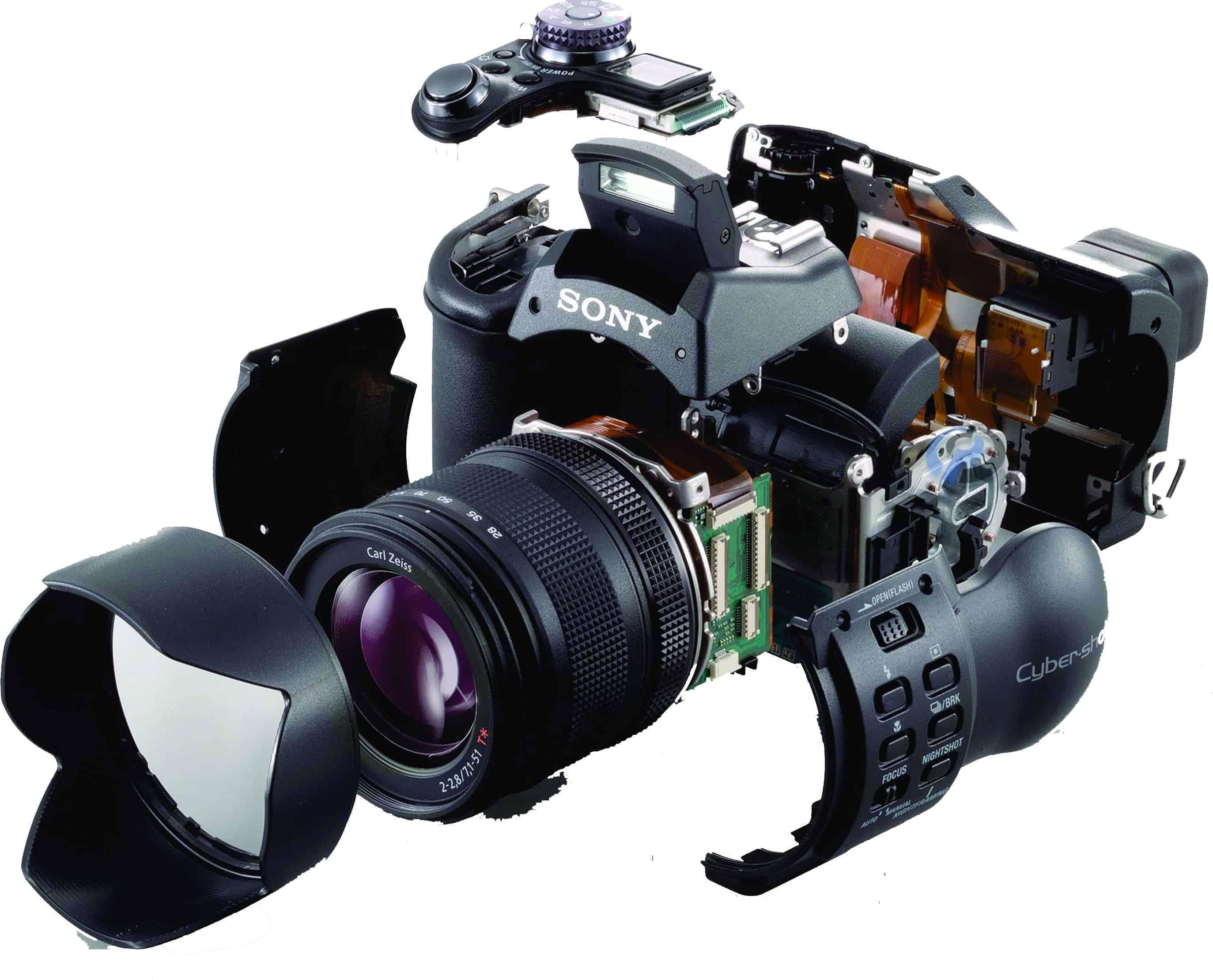 Все о фотоаппаратах для начинающих тонкого, ядовитого